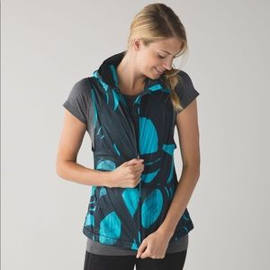 Lululemon Pack-It Vest Back Spin Stroke